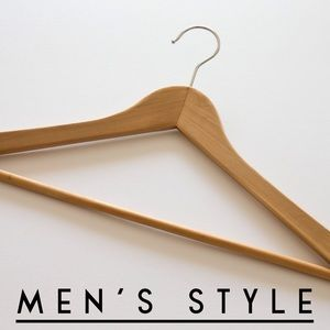 Welcome to my Closet, Gentlemen!